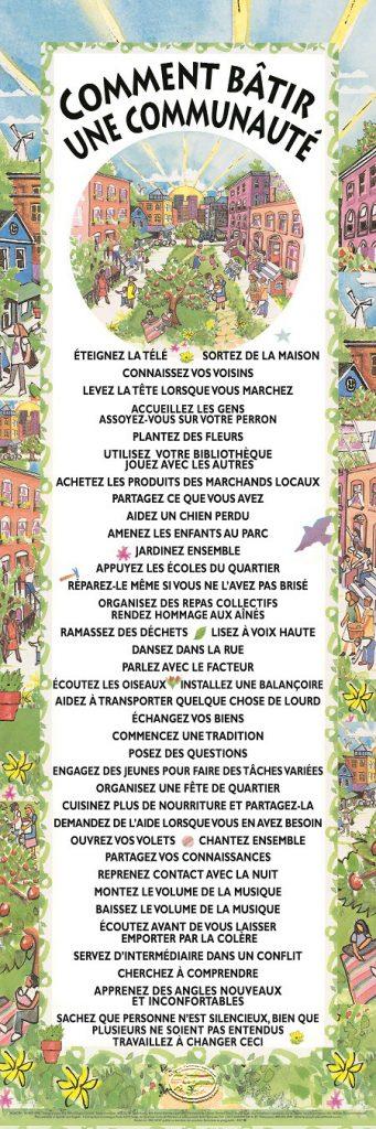 La Croisee - communautaire poster