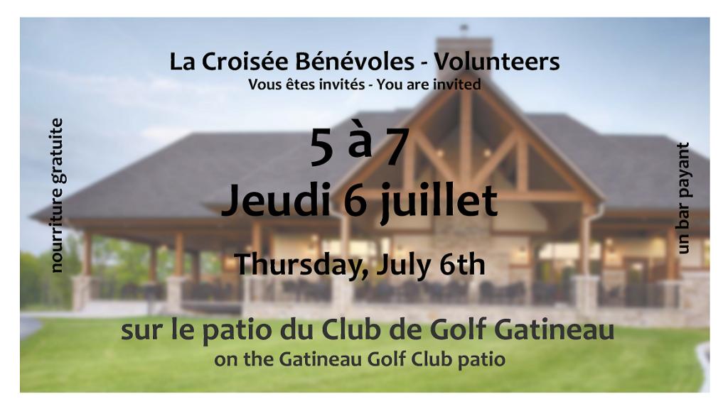 La Croisee-Volunteers 5-7