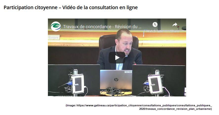VilledeGatineau-Consultationenligne